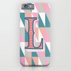 Letter L iPhone 6s Slim Case