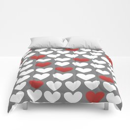 the heart of the matter  Comforters