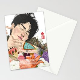 Not Ophelia Stationery Cards