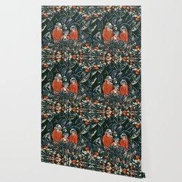Three monkeys Wallpaper
