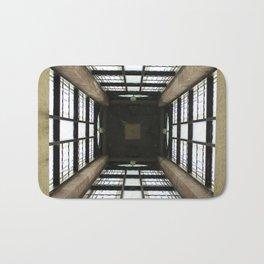 Inside the Clock Tower (day) Bath Mat