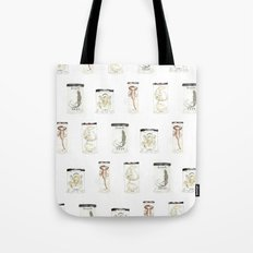 Cabinets of Curiosity Tote Bag