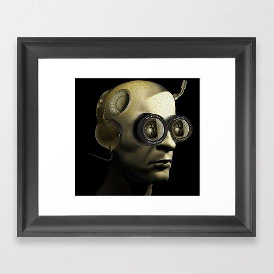 3001 Framed Art Print