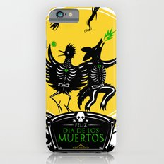 Dia de los Muertos Roadrunner and Coyote Slim Case iPhone 6s