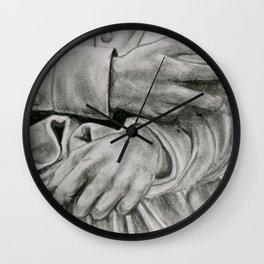 Antonio Rosmini Statue Wall Clock