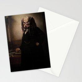 Predator - Portrait (As a Nobleman) Stationery Cards