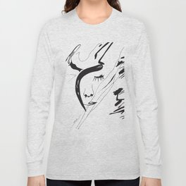 the sin Long Sleeve T-shirt