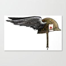 Winged M1 Canvas Print