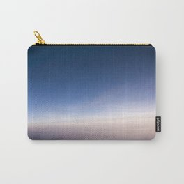 silent morning above Java Carry-All Pouch