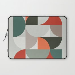 Mid Century Geometric 14 Laptop Sleeve