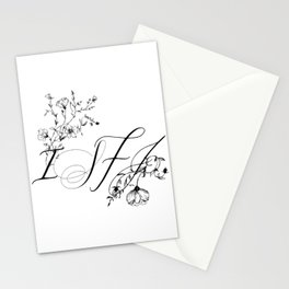 ISFJ Myers–Briggs Type Indicator Stationery Cards
