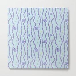 Yarn Metal Print