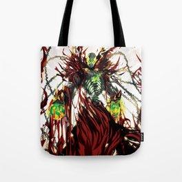 Hells Wrath Tote Bag