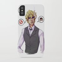 durarara iPhone & iPod Cases featuring durarara! - shizuo by gutter