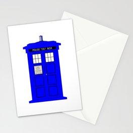 British Police Box Stationery Cards