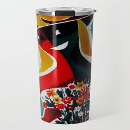 Portugal - Vintage Travel Travel Mug