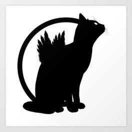 catwings Art Print