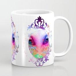 ALIEN HORSE Coffee Mug
