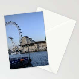 The London Eye in London II   Color Photography   Travel Photography   Photo Print   Art Print Stationery Cards