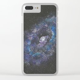 Antimatter Clear iPhone Case