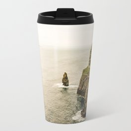 The Cliffs of Moher Metal Travel Mug