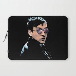 Hipster Oswald Laptop Sleeve