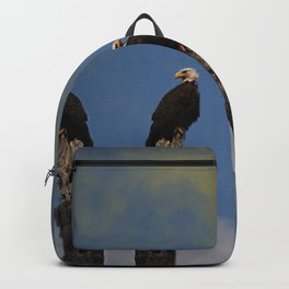 A place called home Backpack