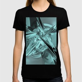 Turquoise Reflections T-shirt