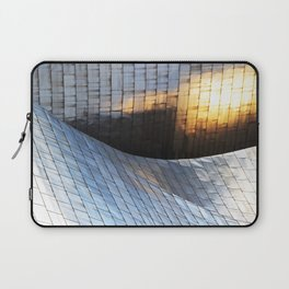 Scales of light Laptop Sleeve