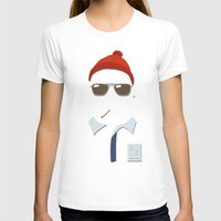 steve mcqueen T-shirts featuring Steve by John McKeever