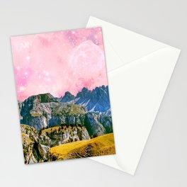 Small World #society6 #decor #buyart Stationery Cards