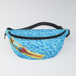 What The Summer Sun Sees 2 Fanny Pack