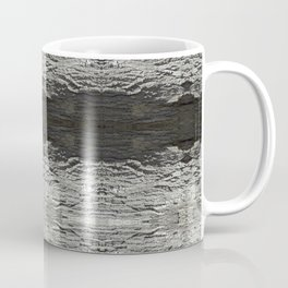 Oak Tree Bark Horizontal Nature Pattern by Debra Cortese Designs Coffee Mug