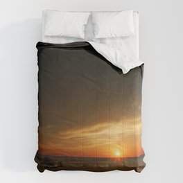 Texas Sunset Comforters