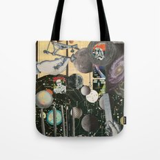 Worlds Within Worlds Tote Bag