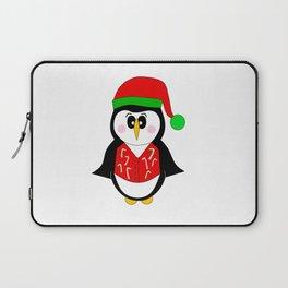 Mr Penguin Laptop Sleeve