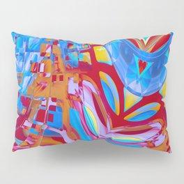 helium //6 Pillow Sham