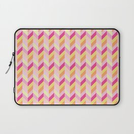 Candy Coloured Pattern Laptop Sleeve
