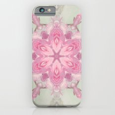 think pink (pattern) iPhone 6s Slim Case