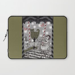 A is for Alice Laptop Sleeve