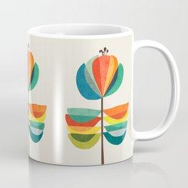 Whimsical Bloom Kaffeebecher