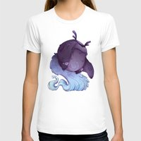 depression T-shirts featuring Real Monsters- Depression by Zestydoesthings