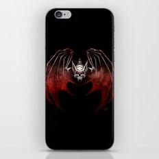 Thee Vampire Guild Bat Icon iPhone & iPod Skin