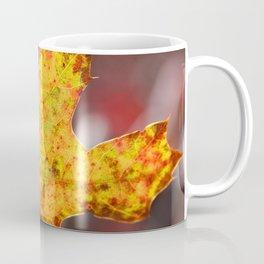 Fall Leaf Coffee Mug