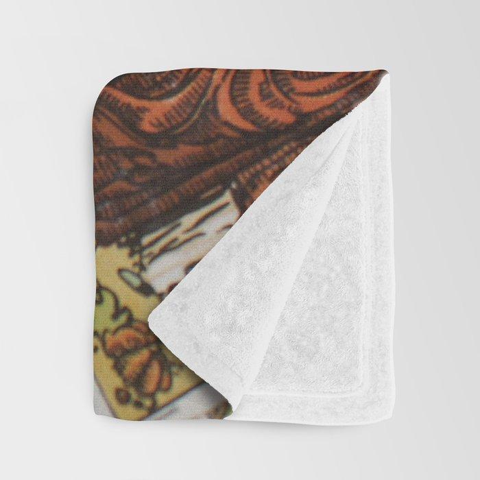 Tarot Cards Throw Blanket