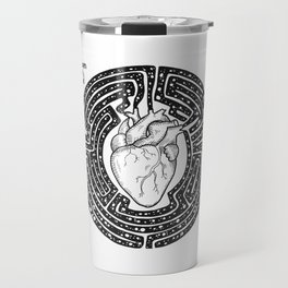 Find me now, before someone else does Travel Mug