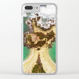 Tayrona National Park Clear iPhone Case