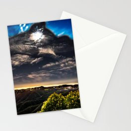5 Exposures of Los Angeles Stationery Cards