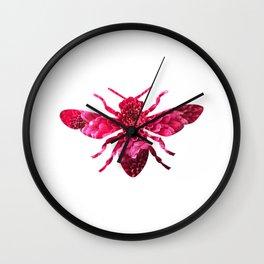 bee_dream_04 Wall Clock