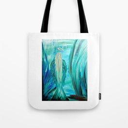 Angel Sea Thy Truth Tote Bag